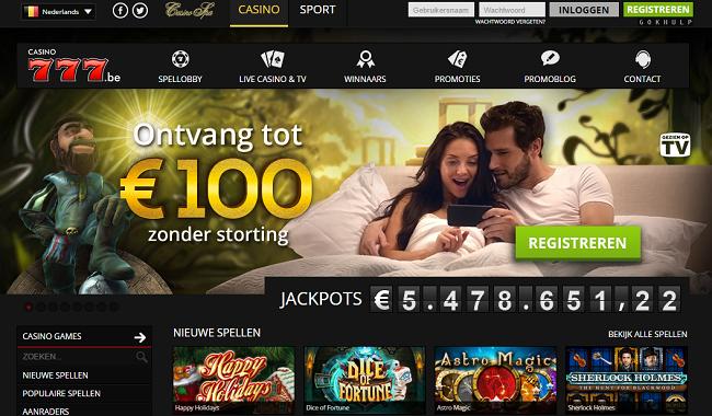 casino gratis geld zonder storten