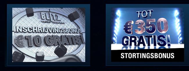 blitz gratis casinobonus