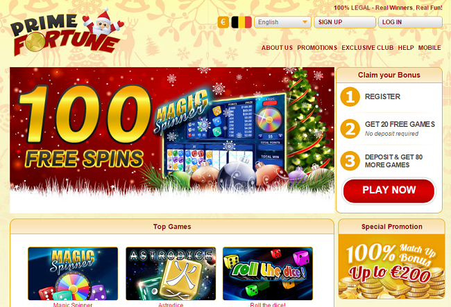 Free spins casino zonder storting